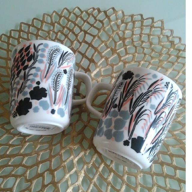 marimekko(マリメッコ)のmarimekko☆カップ☆レット インテリア/住まい/日用品のキッチン/食器(グラス/カップ)の商品写真