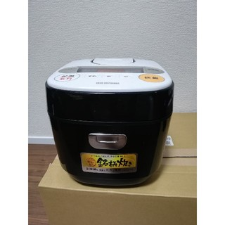 アイリスオーヤマ - IRIS 炊飯器 米屋の旨み 銘柄炊き RC-MA30-B