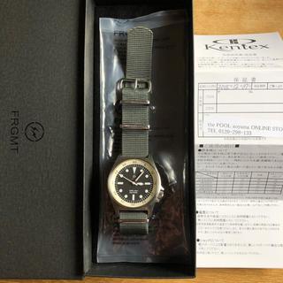フラグメント(FRAGMENT)のthe POOL aoyama Fragmentミリタリーウォッチ 時計(腕時計(アナログ))