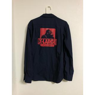 エクストララージ(XLARGE)のエクストララージ ワークシャツ(シャツ)