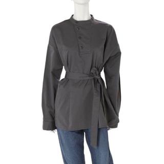 アングリッド(Ungrid)のT02414/Ungridフロントデザインシャツ(シャツ/ブラウス(長袖/七分))