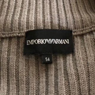 Emporio Armani - エンポリオアルマーニ お洒落なセーター