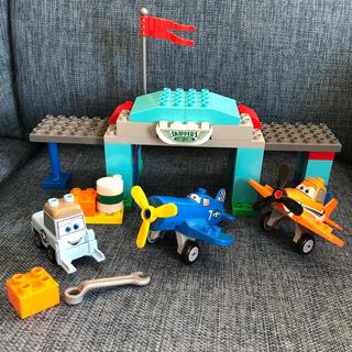Lego - LEGO レゴ デュプロ★ プレーンズ スキッパーのフライトスクール 10511