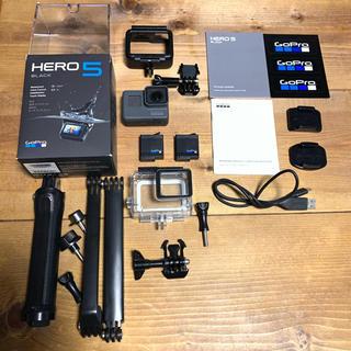 GoPro - 【お得品】 GoPro HERO5 BLACK バッテリー付き