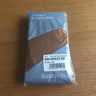 SUSAN BIJL - 新品 未使用 スーザンベル   エコバッグ M  スコープ  scope