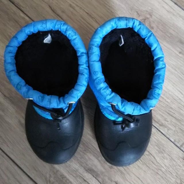 IGNIOスノーブーツ キッズ/ベビー/マタニティのキッズ靴/シューズ(15cm~)(ブーツ)の商品写真