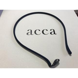 acca - acca♡ネイビー カチューシャ