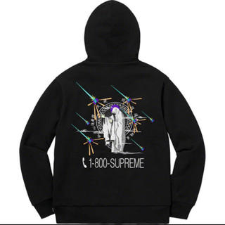 シュプリーム(Supreme)のSupreme 1-8000 Hooded Sweatshirt(パーカー)