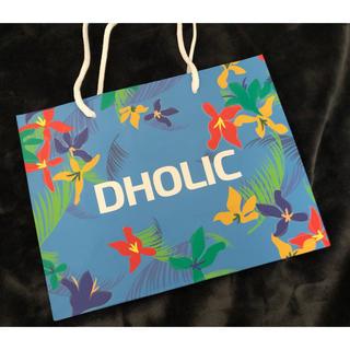 ディーホリック(dholic)のDHOLIC☆ショッパー(ショップ袋)
