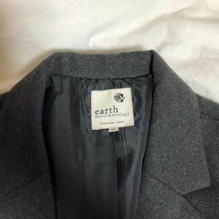 アースミュージックアンドエコロジー(earth music & ecology)のチェスターコート earth music&ecology(チェスターコート)