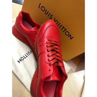 LOUIS VUITTON - LV×Supreme Run Away Sneaker ルイヴィトン