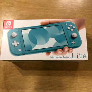 Switch  Lite ターコイズ スイッチライト②