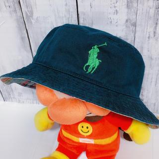 POLO RALPH LAUREN - ラルフローレン 帽子 46cm