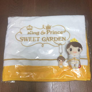 Johnny's - King & Prince SWEET GARDEN 髙橋海人 ちょっこりさん