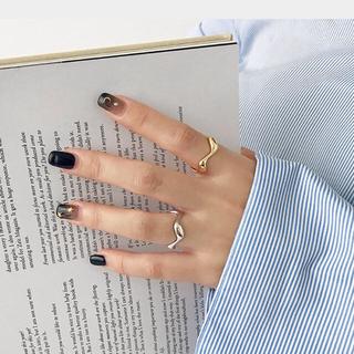 ウェーブリング シルバー 925 (リング(指輪))