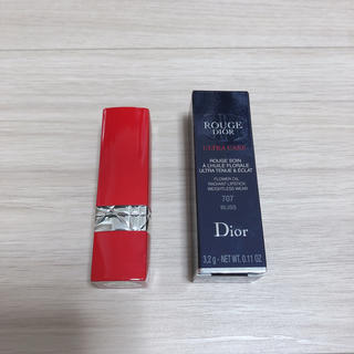 クリスチャンディオール(Christian Dior)のルージュディオール ウルトラバーム 口紅 707(口紅)
