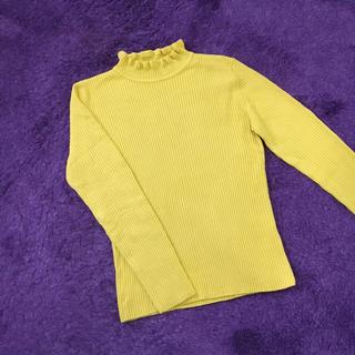 mystic - ミスティック ハイネックセーター