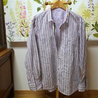 ニジュウサンク(23区)の✨23区HOMME【2WAY】リバーシブル シャツ 3Lサイズ(シャツ)