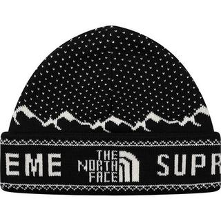 Supreme - 18FW Supreme The North Face Fold Beanie