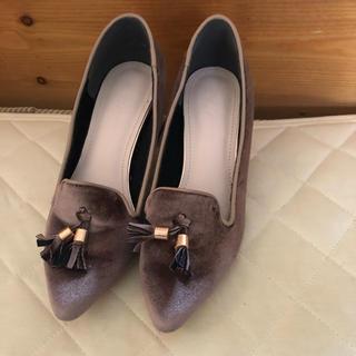 ユメテンボウ(夢展望)のローファーパンプス (ローファー/革靴)