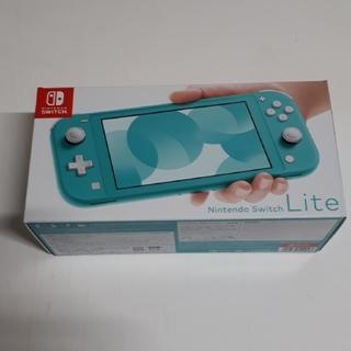 Nintendo Switch - 任天堂 スイッチライト ターコイズ【新品】