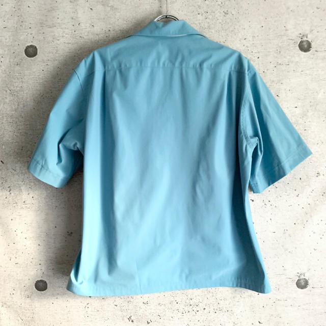 TOGA(トーガ)のTOGA PULLA 18SS トーガプルラ  トーガ 刺繍シャツ 半袖 メンズのトップス(シャツ)の商品写真