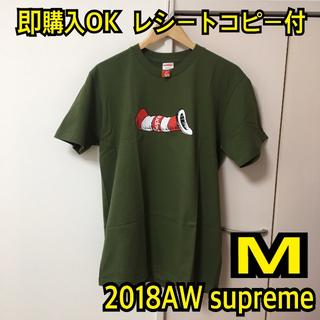 Supreme - 即購入OK M シュプリーム Dr.Seuse カットインハット Tシャツ