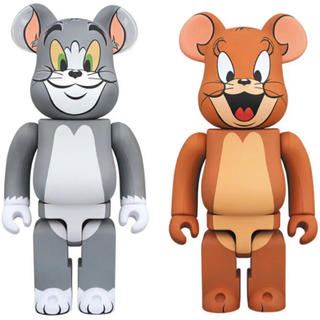 MEDICOM TOY - トムとジェリー ベアブリック  セット bearbick アニメ フィギュア