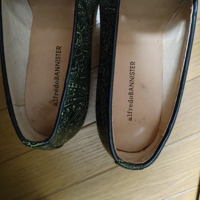 alfredoBANNISTER(アルフレッドバニスター)のアルフレッドバニスターシューズ41サイズ 新品未使用 メンズの靴/シューズ(ドレス/ビジネス)の商品写真