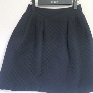 FOXEY - フォクシー キルティングスカート 38
