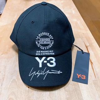 ワイスリー(Y-3)のY-3 キャップ 新品未使用(キャップ)