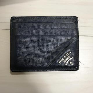 PRADA - PRADA プラダ 定期入れ カードケース