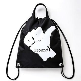 タカラジマシャ(宝島社)の付録 Ground Y グラウンドワイ ナップザック(バッグパック/リュック)