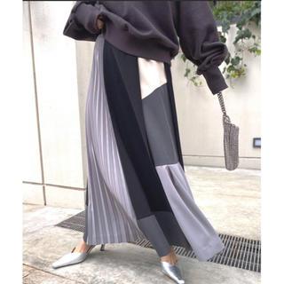 Ameri VINTAGE - ブロッキングスカート