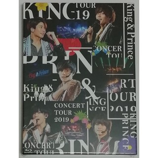 Johnny's - King & Prince CONCERT TOUR 2019(初回限定盤) B