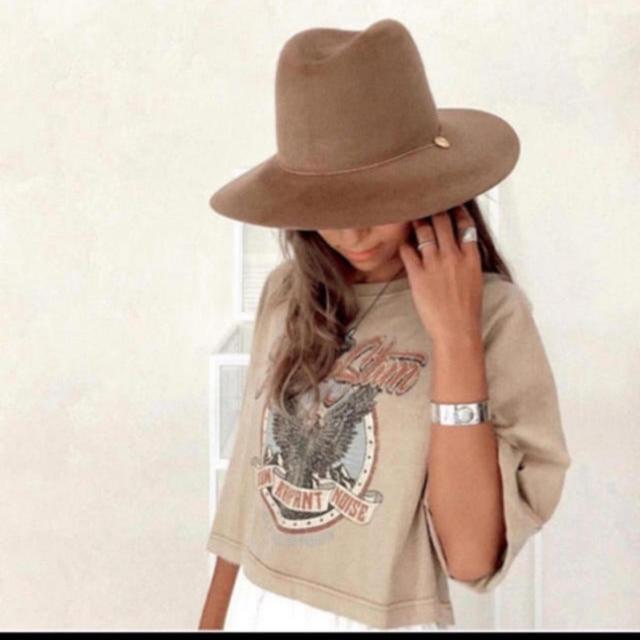 ALEXIA STAM(アリシアスタン)のALEXIASTAM★新品ハット レディースの帽子(ハット)の商品写真