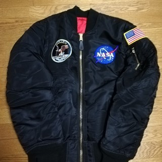 ALPHA INDUSTRIES - Alpha Industry MA-1 NASA Model