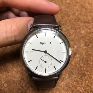 アニエスベー(agnes b.)のアニエスベー 腕時計(腕時計(アナログ))