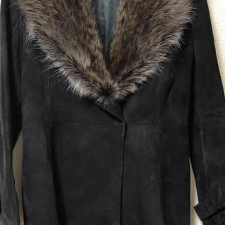 羊革コート(毛皮/ファーコート)