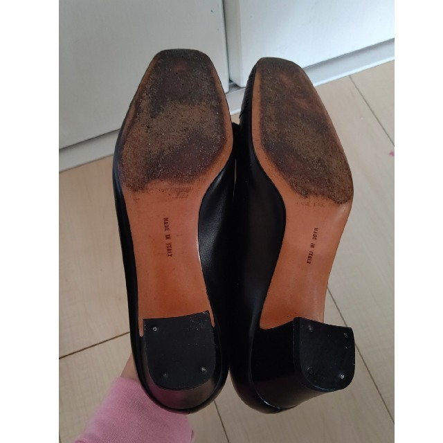 Salvatore Ferragamo(サルヴァトーレフェラガモ)の☆フェラガモ パンプス☆ レディースの靴/シューズ(ハイヒール/パンプス)の商品写真