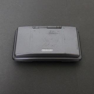 ニンテンドーDS(ニンテンドーDS)のニンテンドーDS グラファイトブラック #4(携帯用ゲーム機本体)
