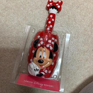 Disney - 新品★ミニーちゃん ハンディモップ