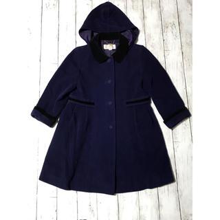 SANYO - SANYO キッズ コート 女の子 120cm