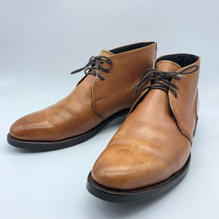 REGAL - ☆ REGAL ☆ リーガル チャッカブーツ ライトブラウン 革靴 ブーツ