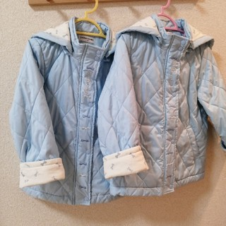クラウンバンビ(CROWN BANBY)のクラウンバンビ コート 2点セット size110(ジャケット/上着)