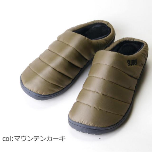 BEAMS(ビームス)のsubu サンダル マウンテンカーキ メンズの靴/シューズ(サンダル)の商品写真