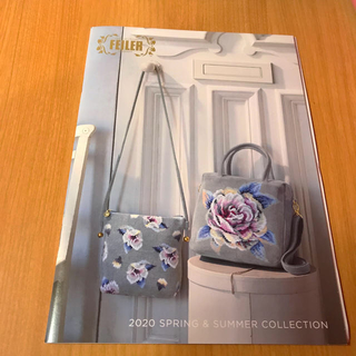 フェイラー(FEILER)のフェイラー パンフレット 2020 春夏 カタログ(ファッション)