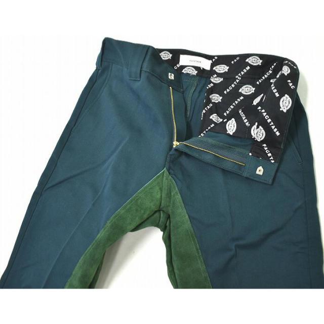 FACETASM(ファセッタズム)の19ss ファセッタズム ディッキーズ ジョードプルパンツ メンズのパンツ(ワークパンツ/カーゴパンツ)の商品写真
