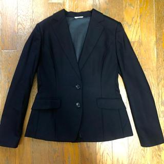 レディーススーツ黒(スーツ)