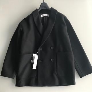 トゥモローランド(TOMORROWLAND)のGALERIE VIE コート ジャケット 新品未使用(チェスターコート)